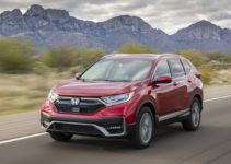 2022 Honda CR-V Color Options