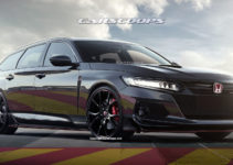 What If Honda Made A 2021 Accord Type-R Wagon With A Manual ...