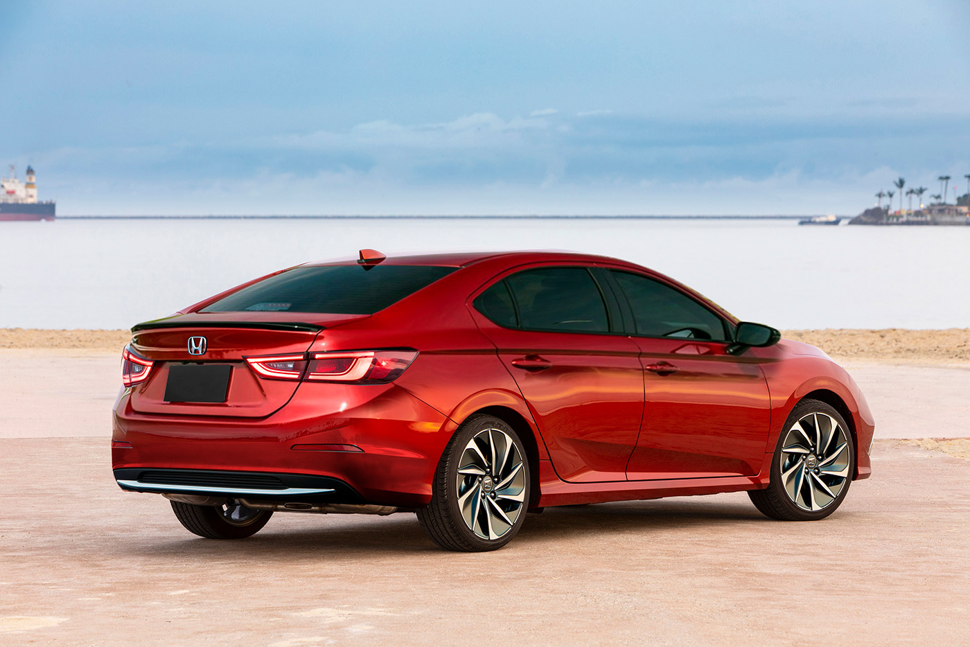 2022 Honda Civic Rendered With Insight Cues, Coupe Body ...