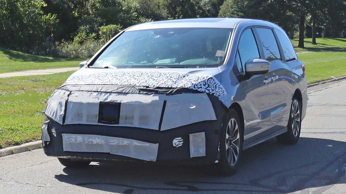 2022 Honda Odyssey: Here's What We Know So Far in 2020 ...