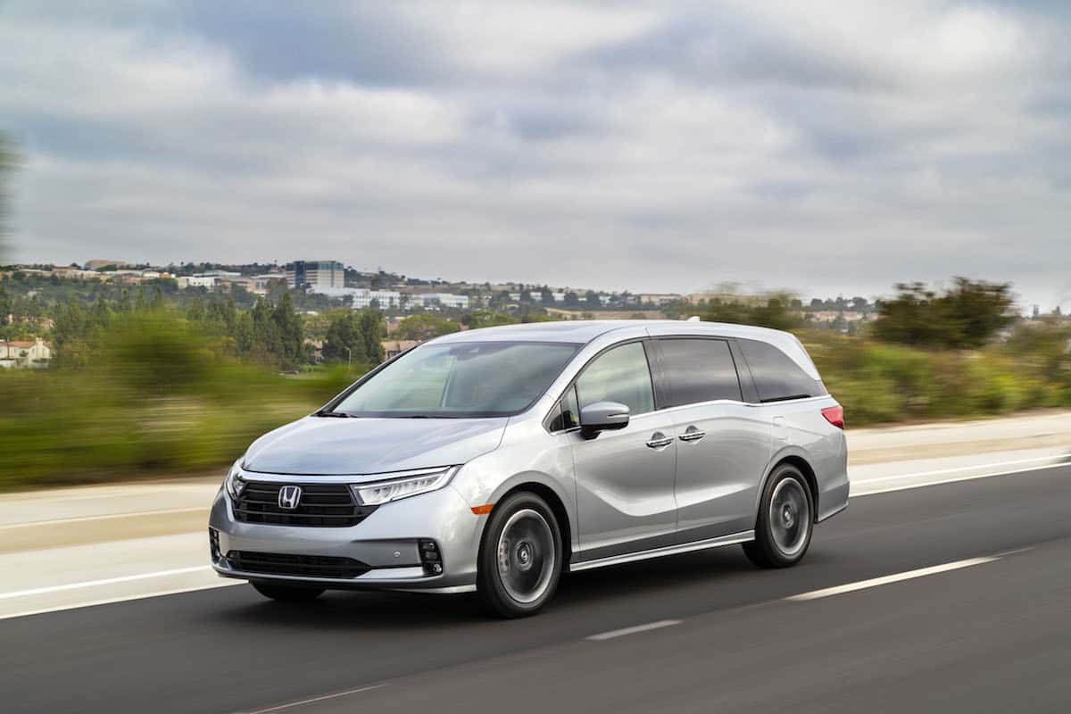 2021 Honda Odyssey: Closer Look at the Major Changes ...