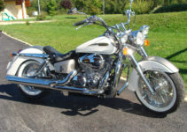 2005 Honda Shadow Aero 750 Owners Manual