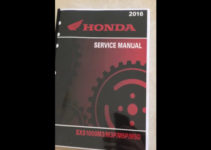 2016 Honda Pioneer 1000 5 Owners Manual Pdf Honda Owners