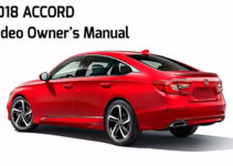 2018 Honda Accord Touring Owners Manual Honda Owners Manual
